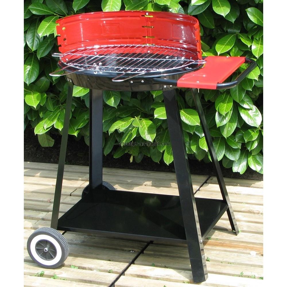 barbecue bois. Black Bedroom Furniture Sets. Home Design Ideas
