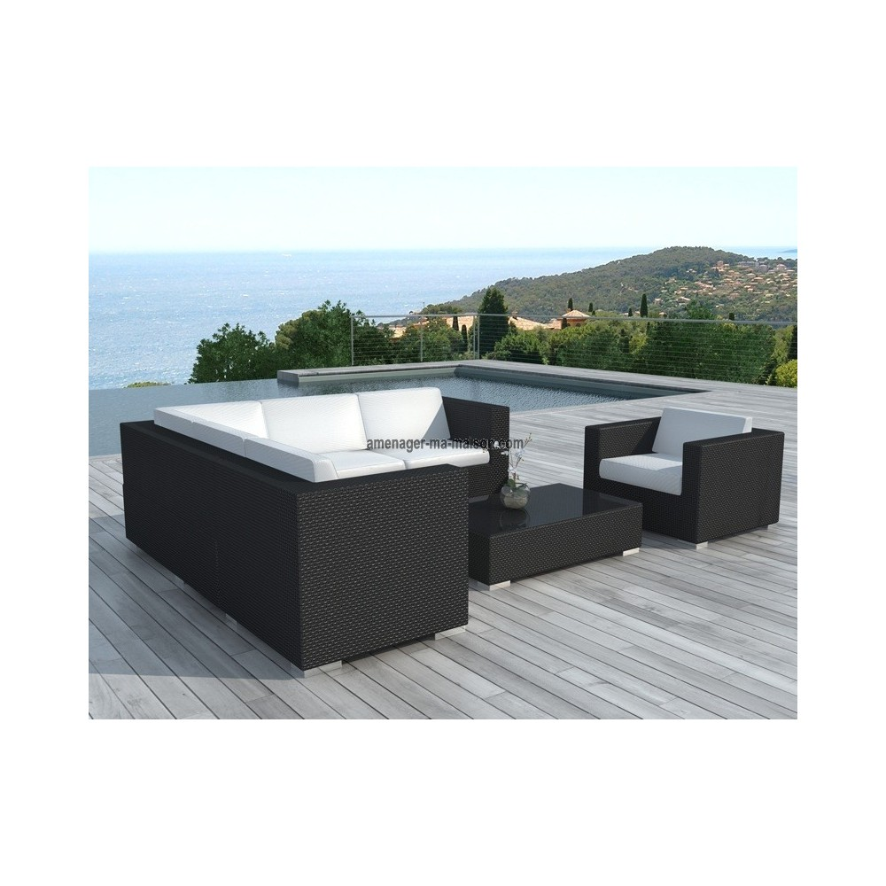 salon de jardin d angle v rias id ias de design atraente para a sua casa. Black Bedroom Furniture Sets. Home Design Ideas