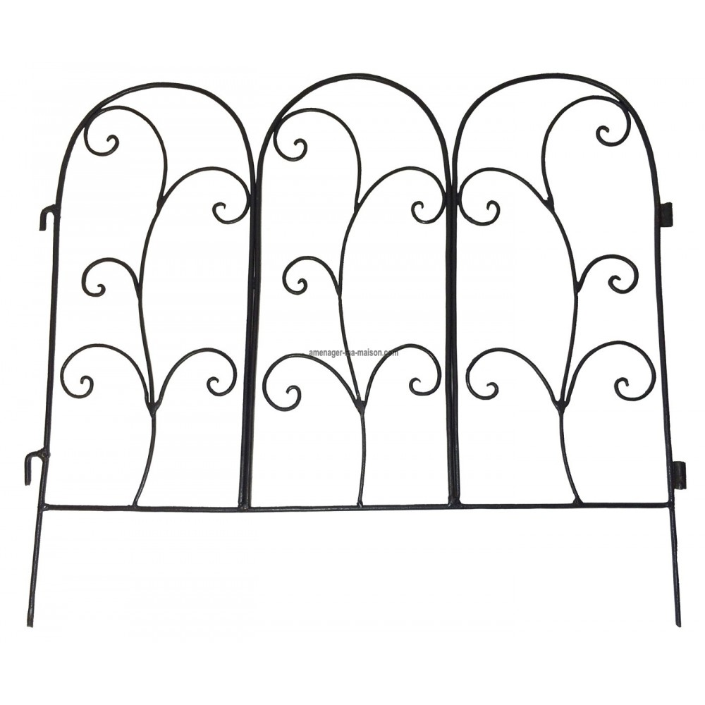 Deco Jardin Fer A Beton >> Bordure D?corative De Jardin Marron Pictures to pin on Pinterest