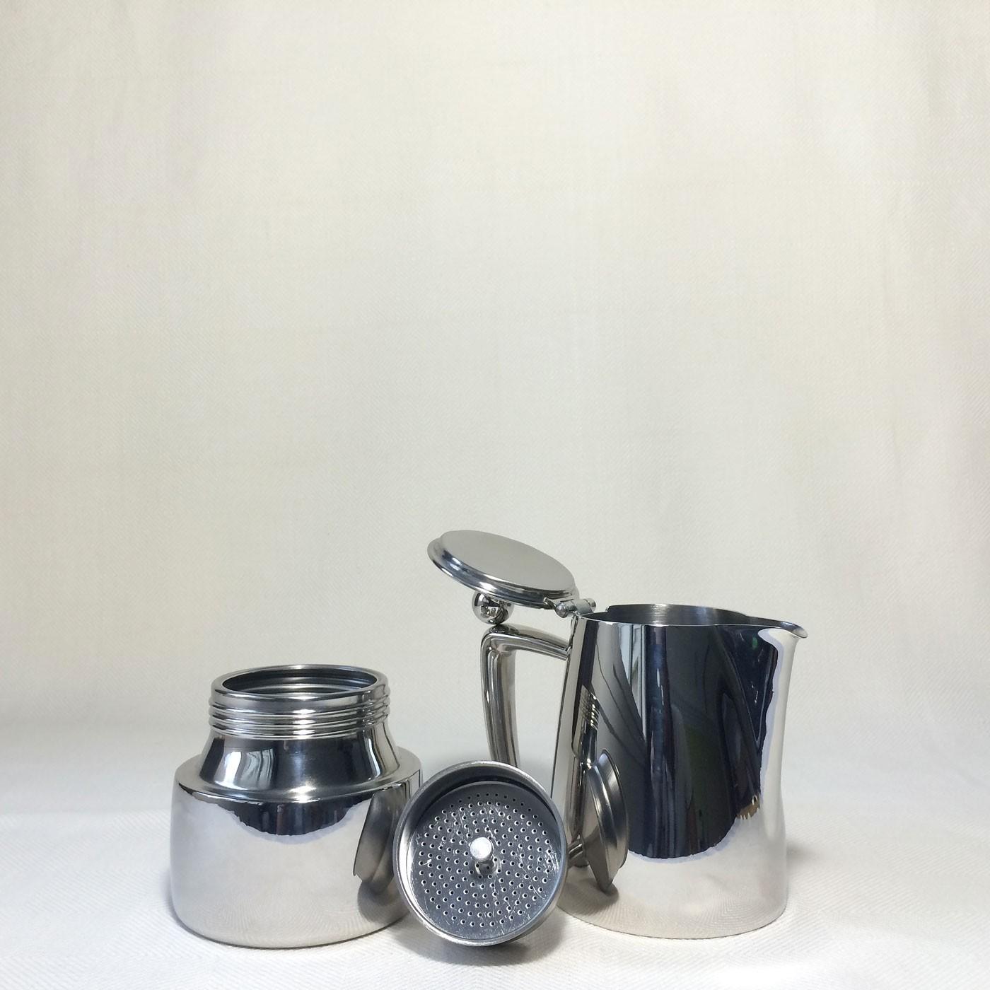 cafeti re espresso de luxe. Black Bedroom Furniture Sets. Home Design Ideas