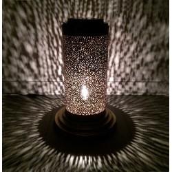 Lampe à poser cuivre