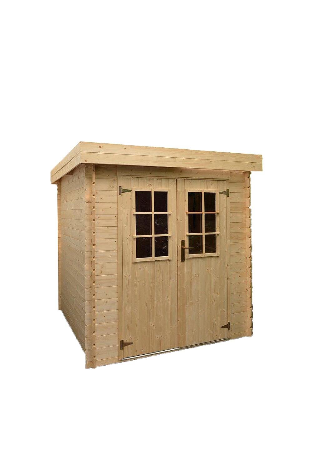 Fabricant abri jardin bois - Abri de jardin bois sur mesure ...