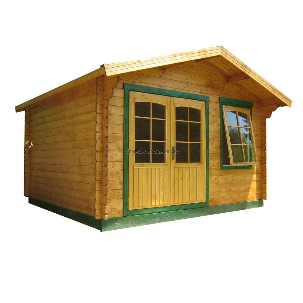 Abri de jardin bois 5m2 trouvez le meilleur prix sur for Abri jardin bois 12m2