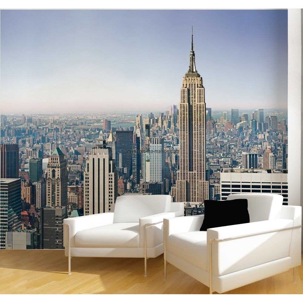 papier peint new york leroy merlin revtement mur leroy merlin papierpeint plaquette de parement. Black Bedroom Furniture Sets. Home Design Ideas