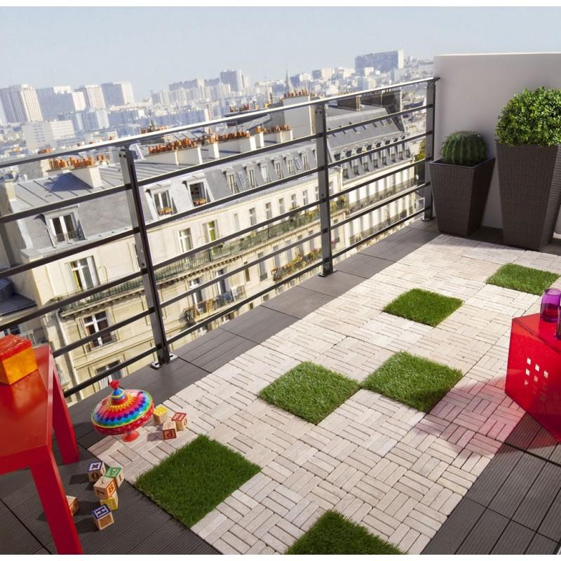 Dalle terrasse en pierre - Dalle jardin terrasse ...