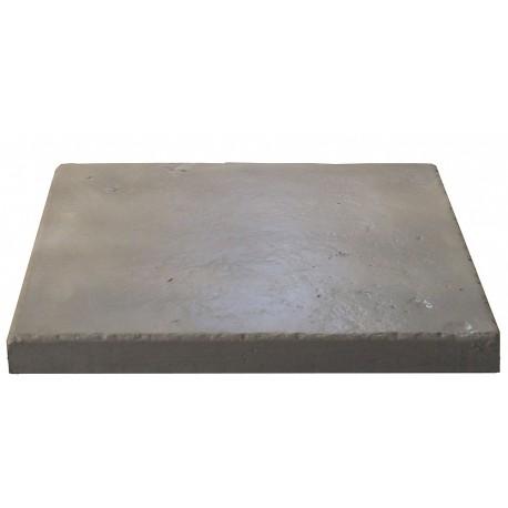 Dalle terrasse pierre multiformat 4 cm gris for Dalle jardin gris