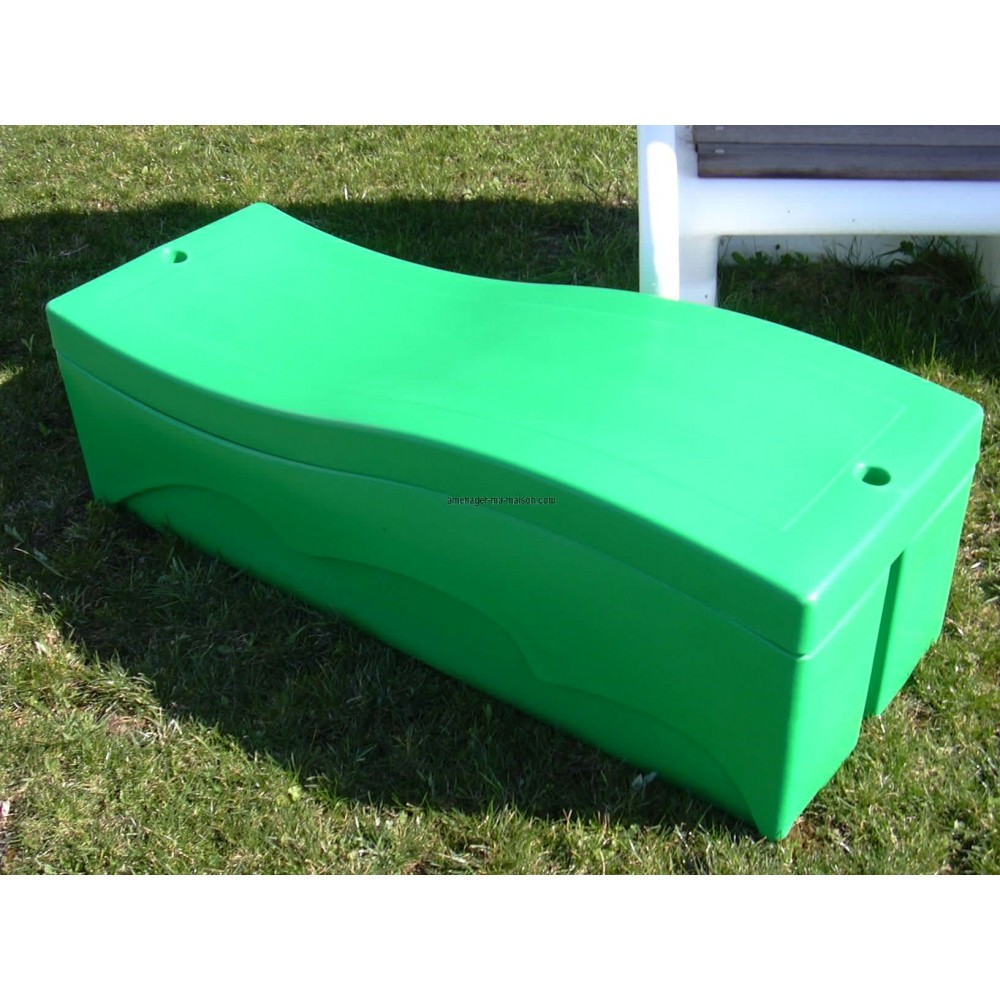 Coffre banc jardin for Banc auto