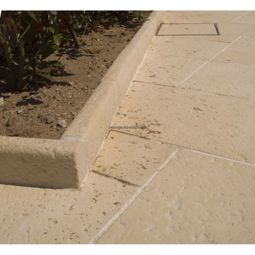 Bordure jardin pierre reconstituee meilleures id es cr atives pour la conce - Bordure pierre reconstituee ...