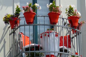 Balcon aménager ma maison
