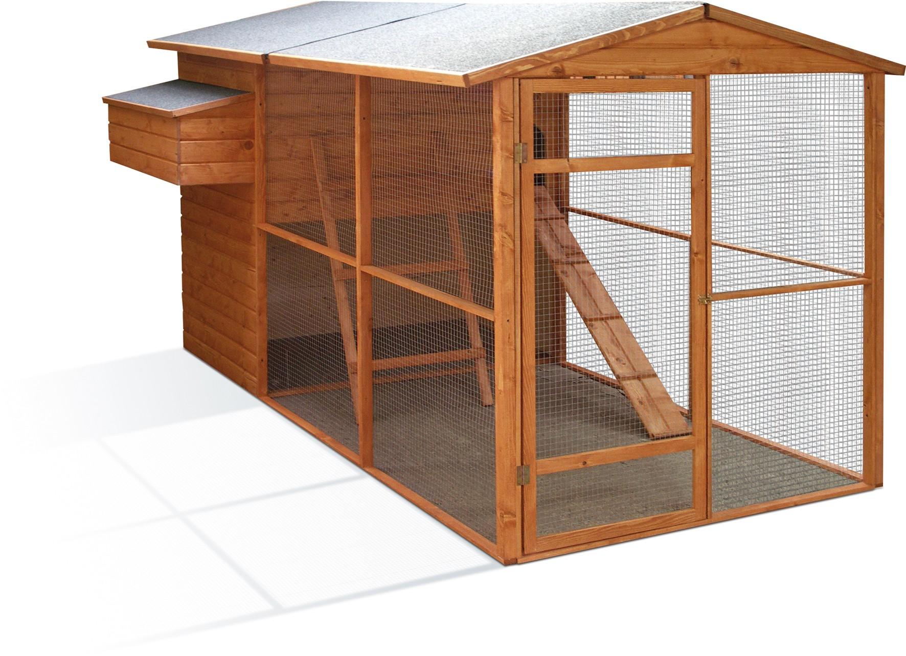 poulailler en bois chick. Black Bedroom Furniture Sets. Home Design Ideas