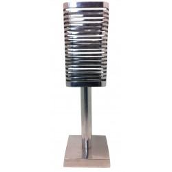 Lampe à poser design en aluminium