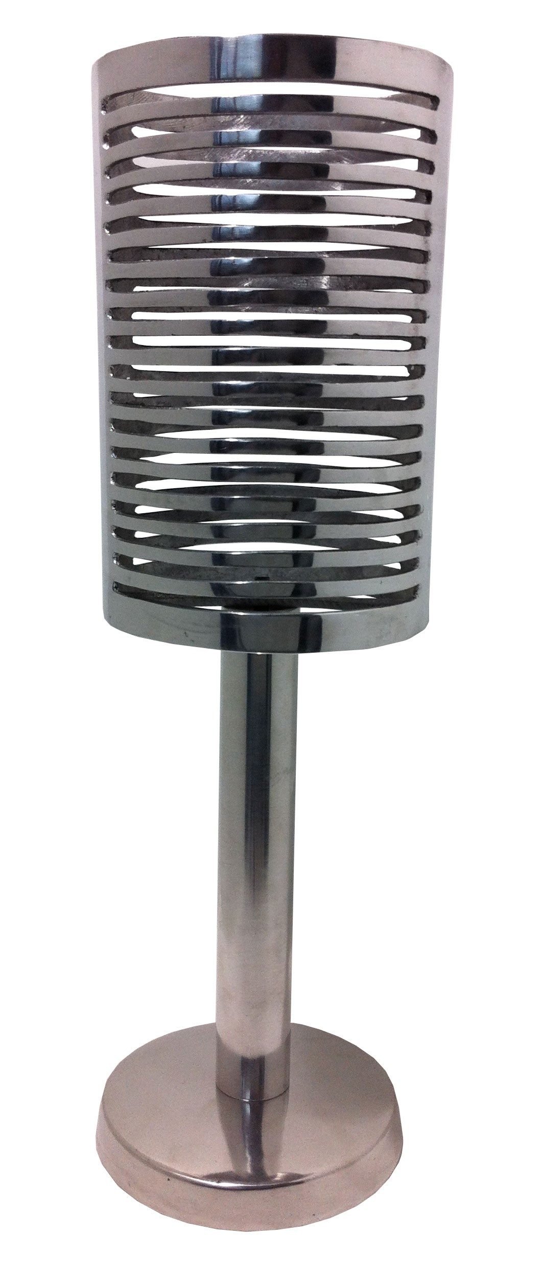 lampe poser design en aluminium. Black Bedroom Furniture Sets. Home Design Ideas