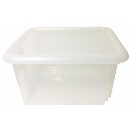Boîte de rangement plastique