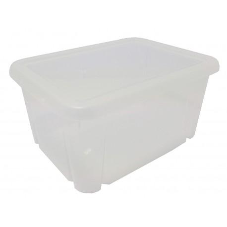 Boîte de rangement avec couvercle funny box 8l