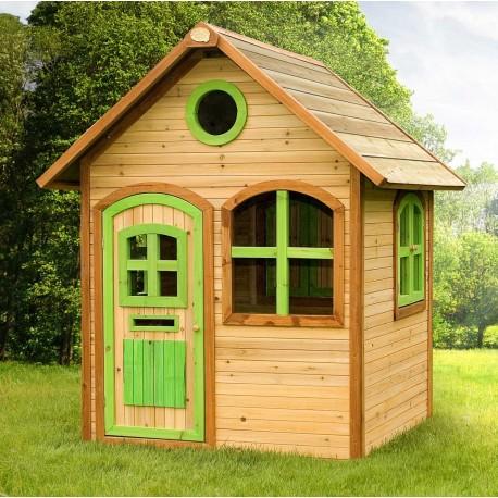 Maisonnette de Jardin en Bois pour Enfant JULIA
