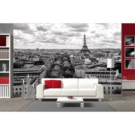 Papier peint panoramique PARIS situation