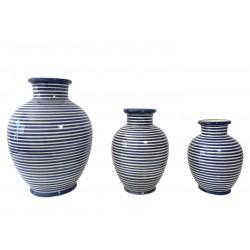 Vase céramique décoratif