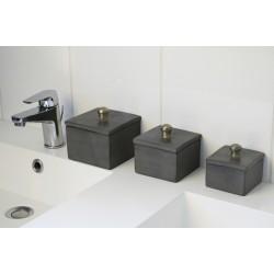 Accessoire salle de bain rectangulaire