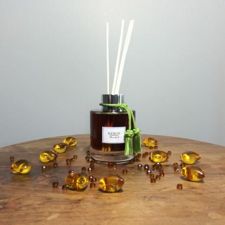 Diffuseur de parfum d'ambiance avec tiges rotin