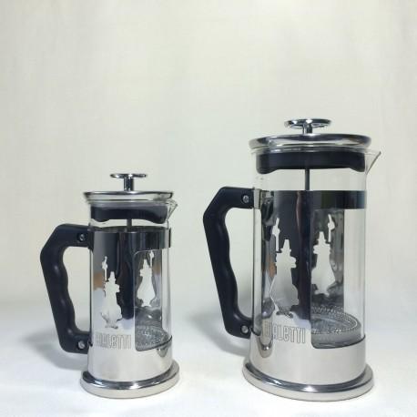 Cafetière expresso à piston 2 modèles