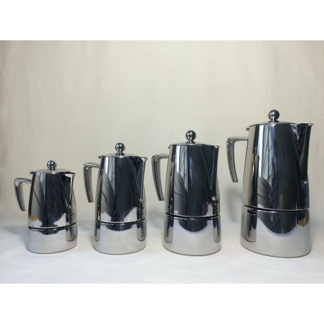 Cafetière espresso manuelle 4 modèles