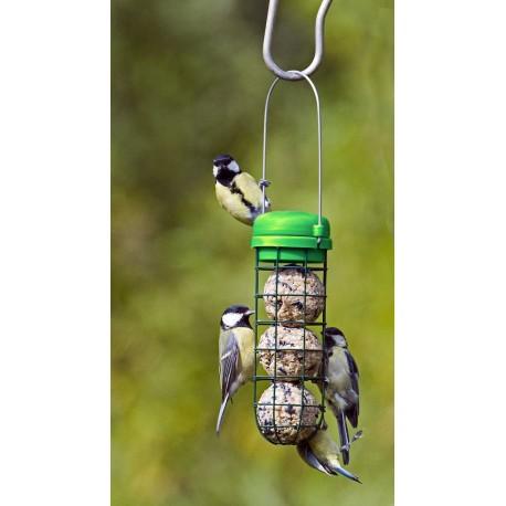 mangeoire de jardin pour oiseaux. Black Bedroom Furniture Sets. Home Design Ideas