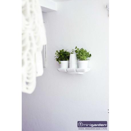 Jardinière Plastique Mini-Garden Basic S