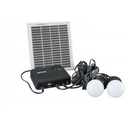 Kit solaire et ventilateur
