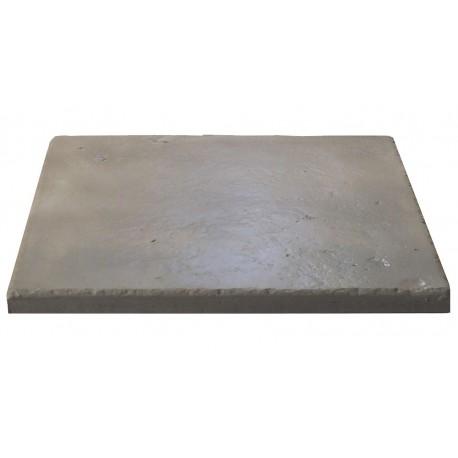 Dalle terrasse pierre multiformat 2,5cm gris