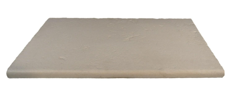 kit de margelles pour piscine en pierre reconstitu e plate avec escalier 2 5 cm 4 x 8 ml ocre. Black Bedroom Furniture Sets. Home Design Ideas