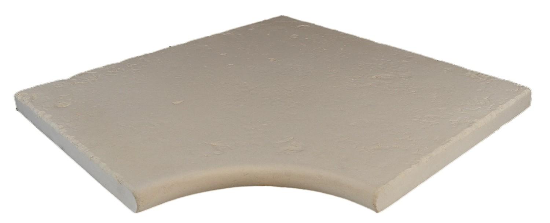 Kit de margelles pour piscine en pierre reconstitu e plate - Pierre reconstituee piscine ...