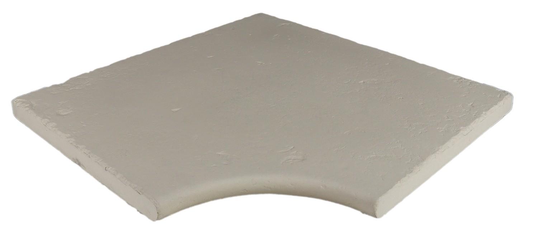 kit de margelles pour piscine en pierre reconstitu e avec escalier 2 5 cm 5 x 10 ml blanc. Black Bedroom Furniture Sets. Home Design Ideas