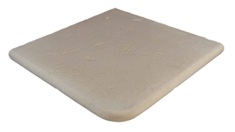 kit margelle de piscine en pierre reconstitu e avec escalier 2 5 cm 5 x 10 ml ocre plate. Black Bedroom Furniture Sets. Home Design Ideas