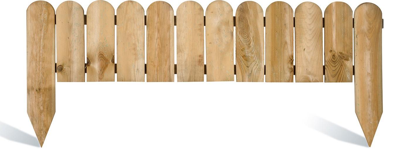 bordure bois planter 20 40 x 110. Black Bedroom Furniture Sets. Home Design Ideas