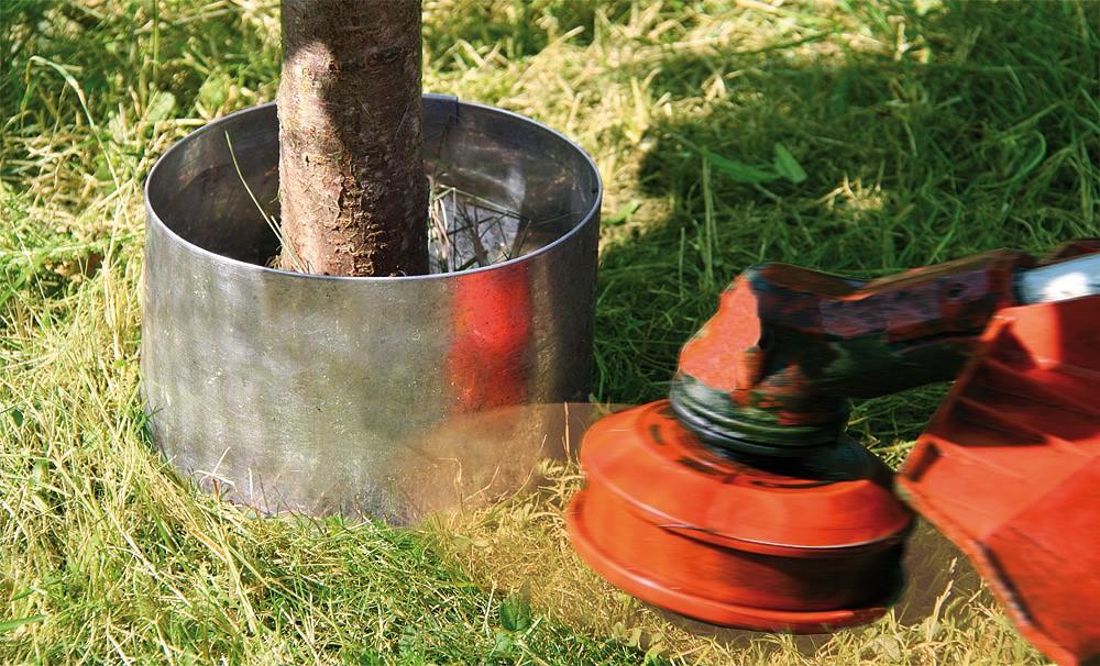Bordure m tal circulaire flexible d 20 for Bordure jardin metal