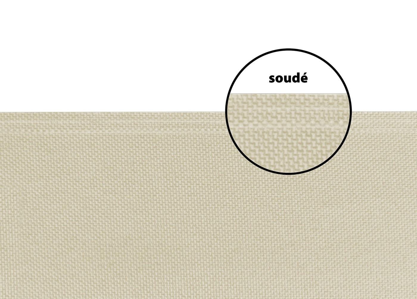store r tractable lat ral en toile pour balcon beige 1 8 x 3 ml. Black Bedroom Furniture Sets. Home Design Ideas