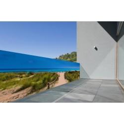 Brise vue de jardin en polyester décor Bain de Soleil 500 x 100 cm