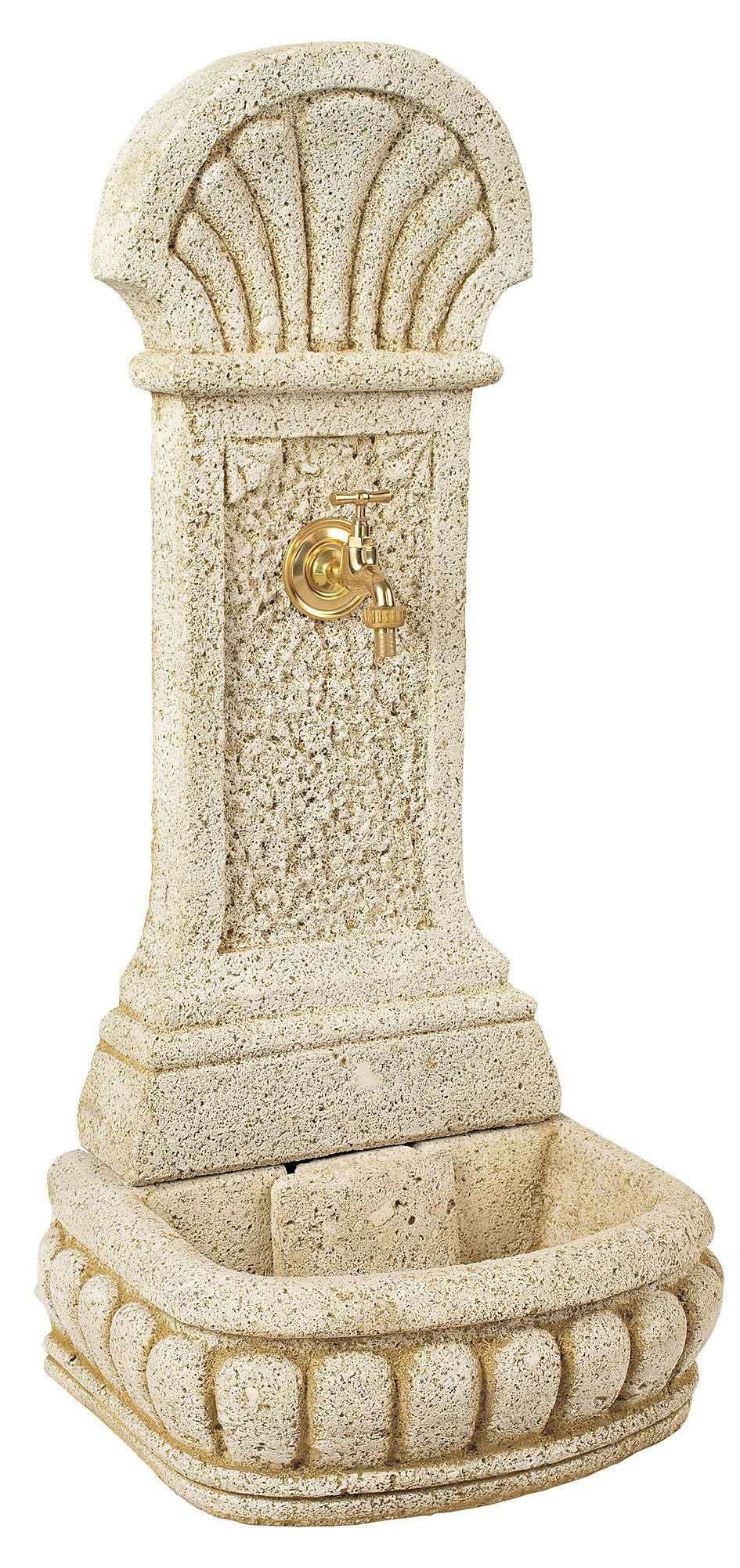 Fontaine pierre reconstitu e murcia - Fontaine de jardin en pierre reconstituee ...