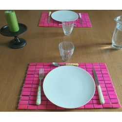 Set de table bambou