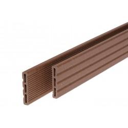 Couvre-Joints Composite 6,6 x 240 x 1,2 cm Marron