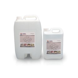 Hydrofuge Effet Perlant 2 litres zoom sur sol