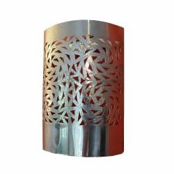 Applique murale design en aluminium rectangulaire 11 x 5 x 20,5 cm