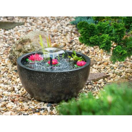 Cascade de jardin en polystone Mini Bassin I 55 x 55 x 30 cm