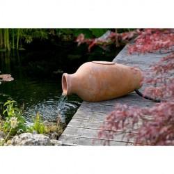 Cascade de jardin en terracotta Amphora I 60 x 28 x 30 cm