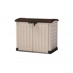 abri rangement. Black Bedroom Furniture Sets. Home Design Ideas