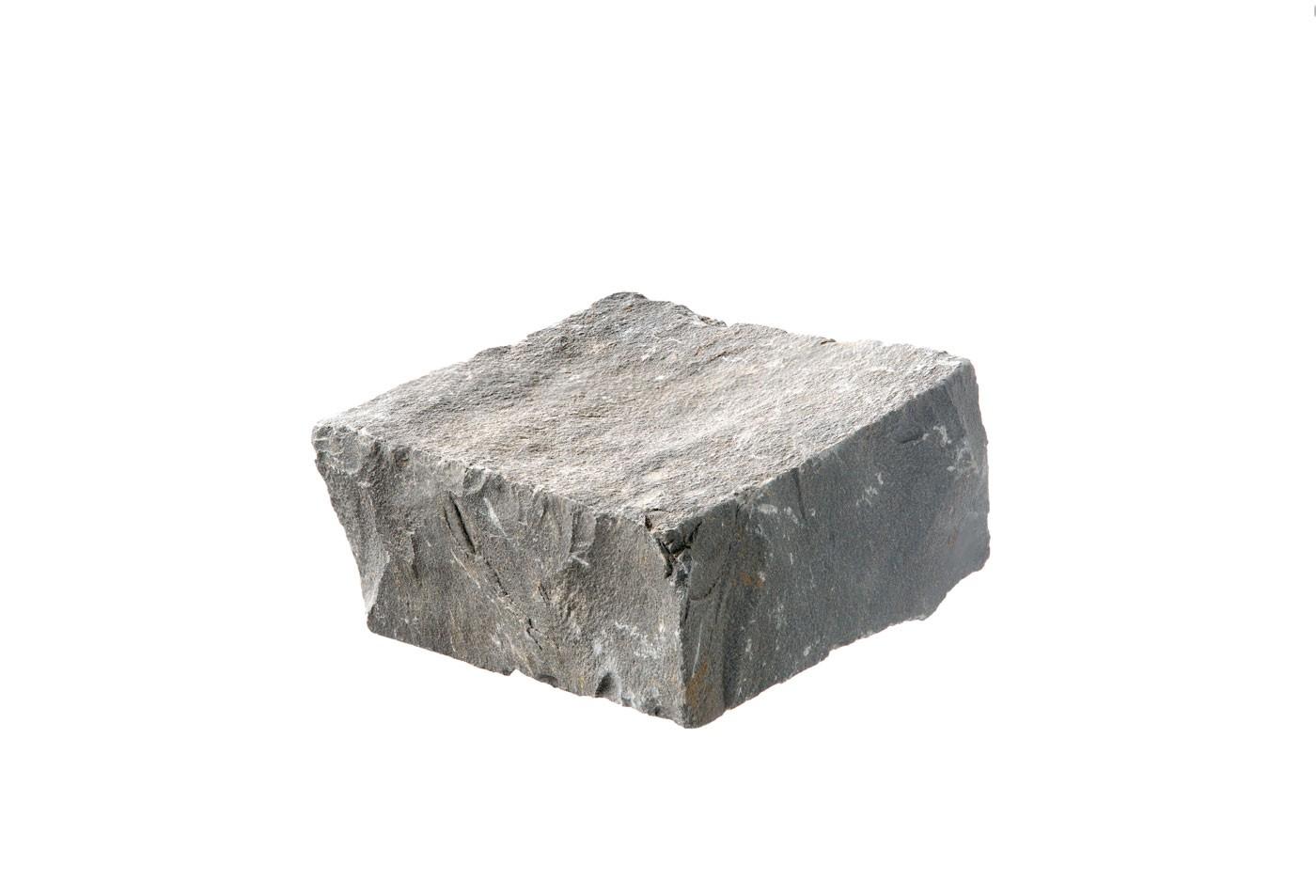 Pav en pierre naturelle basalte cliv 10 x 10 cm ep 6 cm - Pave pierre naturelle ...