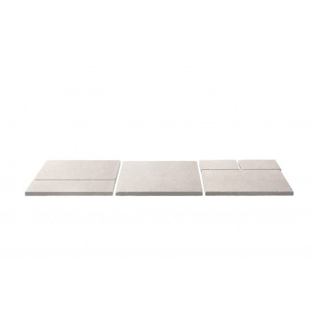 Dalle en pierre naturelle sakkara grey ep. 2 cm, module 0,72 m2 module