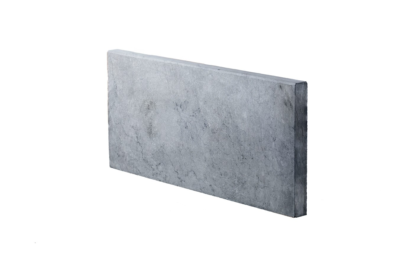 bordure en pierre naturelle bleue 50 x 23 x 3 cm. Black Bedroom Furniture Sets. Home Design Ideas