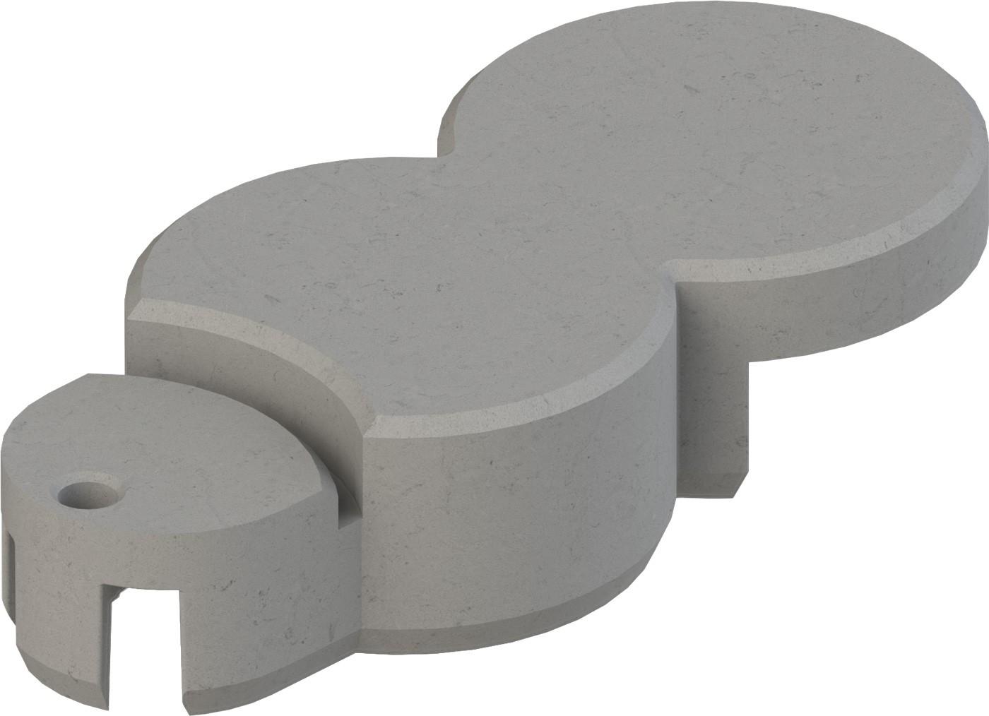 Bordure de jardin en plastique bio bordure gris clair for Bordure jardin plastique gris