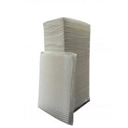 Palette de dalle stabilisatrice de gravier épaisseur 4 cm